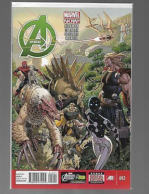 Primary image for Marvel Comics Avengers / 12 / #12 / Comic Book