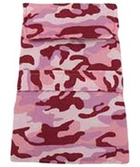 Casual Canine Camo Barn Pet Coat, XX-Small, Pink - $30.67