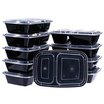 Reusable Microwavable Containers Food Storage 5... - $23.16