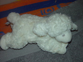 "Baby Gund Baby Rattle Lamb Winky Toy 8"" - $10.00"