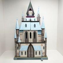 "Disney Store London Exclusive FROZEN CASTLE of Arendelle Playset Doll House 21"" - $95.61"