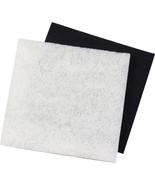 Danner Aquarium Coarse And Carbon Pad Replacement Filter 2 Pack 02503312... - $21.20
