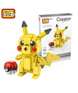 1 pc LOZ Pikachu Building Blocks - $23.95