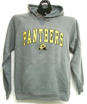 University of Pittsburgh Panthers Grey Hooded Sweatshirt Large - $25.00