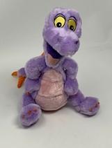 "Disney Parks Plush Figment Purple Dragon 9"" Stuffed Toy Disney World Dis... - $14.84"