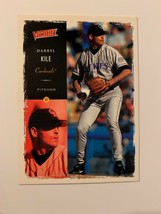 2000 Upper Deck Victory St. Louis Cardinals Baseball Card #77 Darryl Kile - $0.98
