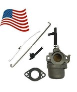Replaces GenPower 305 Briggs & Stratton 5000 5550 6200 8550 10hp Carburetor - $34.79
