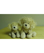 Both Ganz Webkinz Golden Retriever Dog HM010 & Lil Kinz Golden Retriever... - $5.93