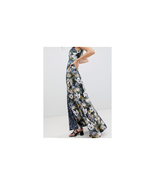 Free People La Fleur Maxi Dress Dark Blue Size 0 NWT $ 250.00 - $128.70