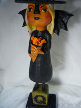Bethany Lowe  Witchy Bat Girl no. HH9216 image 5