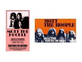 2 Mott the Hoople Magnets - $10.99