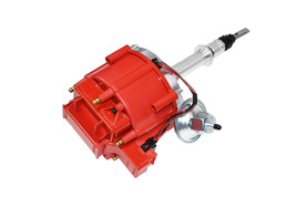 Chevy Late Inline 6 Cylinder HEI  Distributor 230 250 292 Red 65K Coil image 2