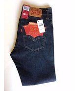 Levi's 501®  CT Indigo Denim Selvedge Red Line Jeans FITTED free Shipping - $89.60