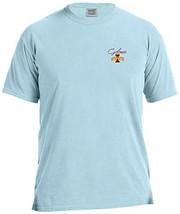 NCAA Iowa State Cyclones Adult NCAA Marquee Comfort Color Short sleeve T-Shirt,S