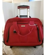 Ricardo ELITE Carry-on Wheeled Laptop Travel Overnight Case, Business To... - $21.09