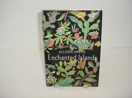 Enchanted Islands : A Novel by Allison Amend (2016, Hardcover) Book Novel - $5.84