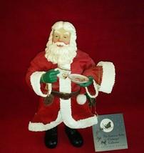 Clothtique Possible Dreams Santa 1995 American Artist Collection Ready f... - $49.99