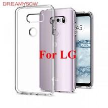 Ultra Thin Transparent Silicone Case For LG V10 V20 V30 G2 G3 Mini G4 be... - $15.56+