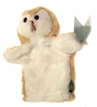 Owl Hand Puppets Owl puppets Animal Puppets Owl Glove Puppet Owl Toys - $23.29