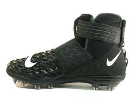 Nike Force Savage Elite 2 TD Men football Cleats Size 9.5 Black AH3999-001 - $68.50