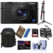 Sony Cyber-Shot DSC-RX100 VII Digital Camera - Bundle with 128GB SDXC U3... - $2,247.75 CAD