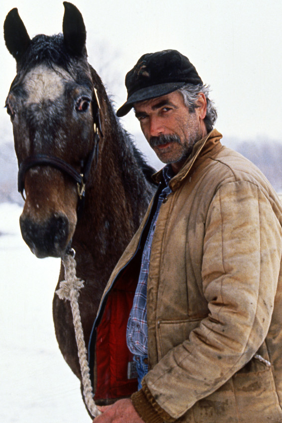 Prancer Sam Elliott 18x24 Poster - $23.99
