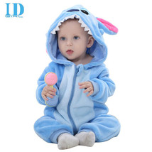 Infant Romper Baby Boys Girls Jumpsuit New born Clothing Hooded Toddler ... - $26.67 CAD+