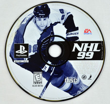 NHL 99 (Sony PlayStation 1, 1998) - DISC ONLY - $1.79