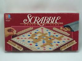 Scrabble Board Game 1989 Milton Bradley 100% Complete Excellent Plus Con... - $14.99
