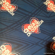 Chivas Soccer Guadalajara Wrapping Paper Sheet Gift Book Cover Birthday x2 Party - $12.82