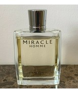 Miracle Lancome 3.4 Oz 100 Ml After Shave - $59.40
