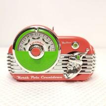 2013 Hallmark North Pole Countdown MP3 Player Magic Sound Light Ornament - $89.05