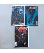 Lot of 3 Nightwing (1995 Mini Series) #1 3 4 VF Very Fine - $19.80