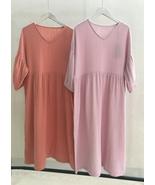 Women Double gauze women's sleep dress - $36.66