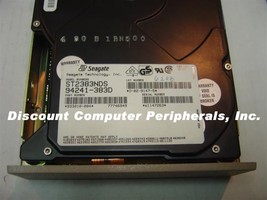 SEAGATE ST2383NDS 338MB 5.25IN SCSI 50PIN DIFF Drive Tested Good Free US... - $39.93