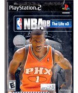 NBA 08: The Life v3 - PlayStation 2 - $7.50