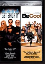 DVD - Get Shorty & Be Cool (New) 2 DVD Set - $8.95