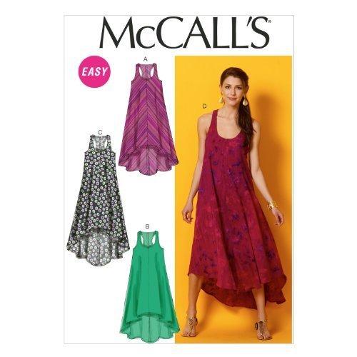 "McCall Pattern Company M6954 Misses' Dresses, Size ZZ ""LRG-XLG-XXL"" - $14.21"