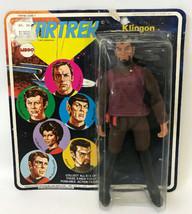 "Vintage 1974 MEGO Star Trek KLINGON 8"" Poseable Action Figure #51200/7, ... - $100.00"