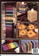 Plastic Canvas Stitch Dictionary Patterns~~113 Stitch Design - $9.89