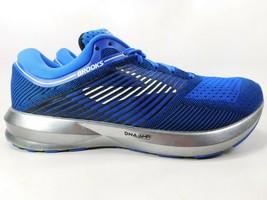 Brooks Levitate Size US 9.5 M (D) EU 43 Men's Running Shoes Blue 1102691D406