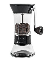 Handground Precision Manual Coffee Grinder: Conical Ceramic Burr Mill (B... - $149.99