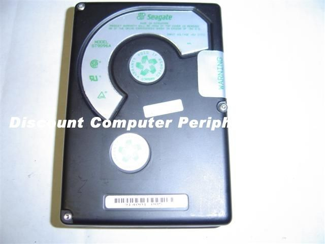 Seagate ST9096A 80MB IDE 2.5IN 19MM Tall Drive Tested Good Free USA Ship