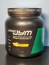 Pre Jym Pre-Workout Powder - Tangerine 17.6oz 20 Servings - New Sealed! ... - $34.60