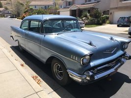 1957 Chevrolet Bel Air For Sale in Oceanside, Pennsylvania 92057 image 10