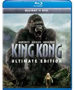 King Kong Ultimate Edition  [Blu-ray + DVD] - $3.95