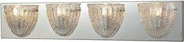 """Elk Lighting 10727/4 Vanity-Lighting-fixtures 6 x 28 x 4"""" Chrome - $318.00"""