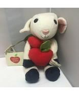 Apple Park Organic Lamb Sheep Picnic Pal Cute Plush Stuffed Animal Toy 9″ - $69.99