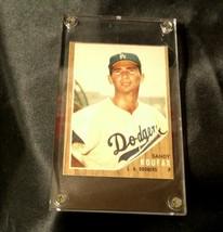Sandy Koufax Baseball Trading Card # 5 AA19-BTC4004 Vintage Collectible