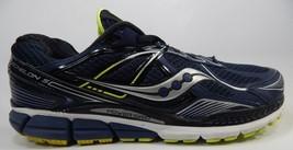 Saucony Echelon 5 Size US 14 M (D) EU 49 Men's Running Shoes Blue White S20276-1